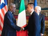 Meet the new and fresh face of Italian diplomacy